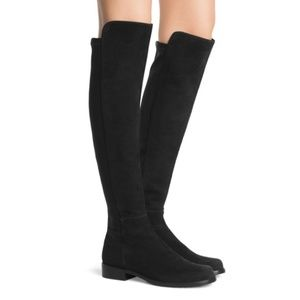 Stuart Weitzman 50/50 over-the-knee boots *NEW*